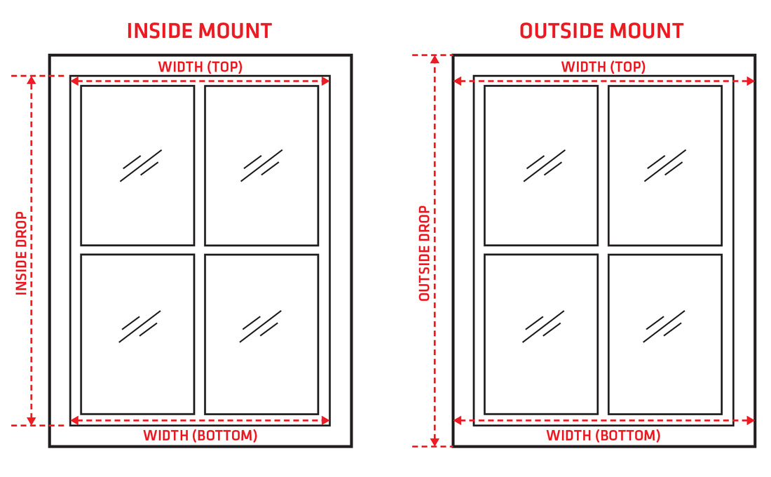 How To Measure For Blinds Adept Window Solutions